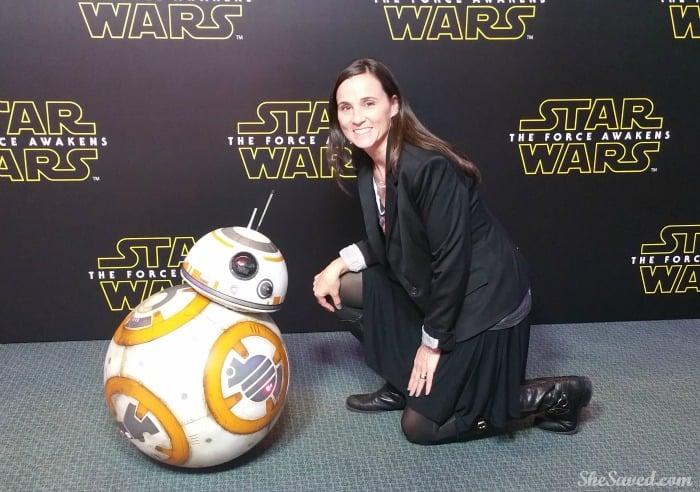 Star Wars BB-8 Meet and Greet
