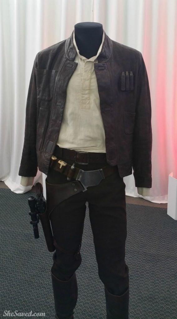 Star Wars Han Costume