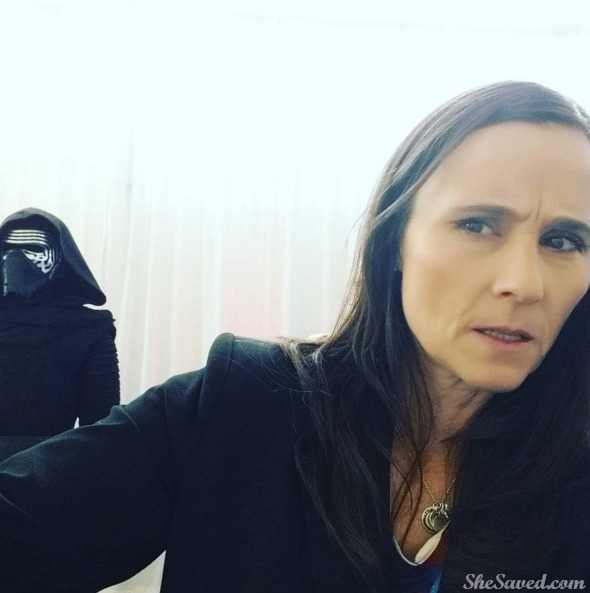 Star Wars Kylo Ren Spotting