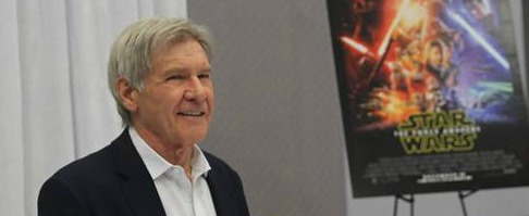 I had the opportunity to interview Harrison Ford! See what he said about his role in STAR WARS: THE FORCE AWAKENS