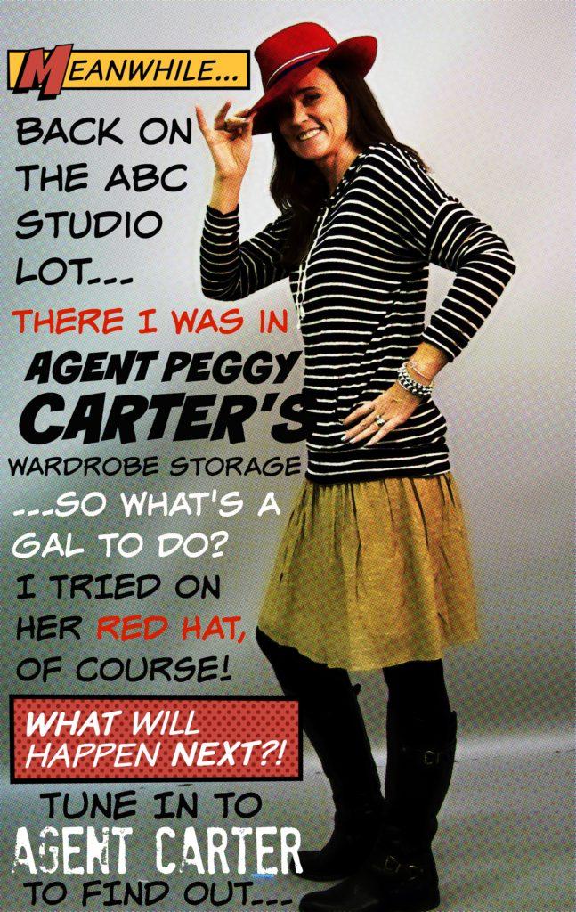 Agent Carter Keri Lyn