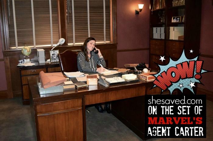 Agent Carter Set