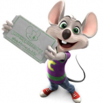 FUNdraise for a BIG Cause: Little Big Night Out with Chuck E. Cheese