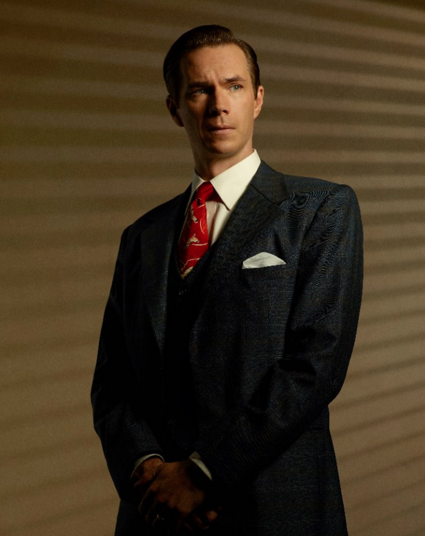 "MARVEL'S AGENT CARTER - ABC's ""Marvel's Agent Carter"" stars James D'Arcy as Edwin Jarvis. (ABC/Bob D'Amico)"