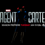 Catch the Agent Carter Season Premiere TONIGHT!