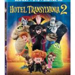 Hotel Transylvania 2 DVD Review