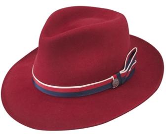 Stetson Agent Carter Hat