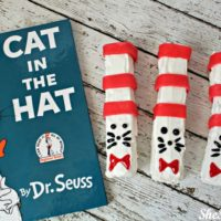 Dr. Seuss Snack: Cat in the Hat Treats