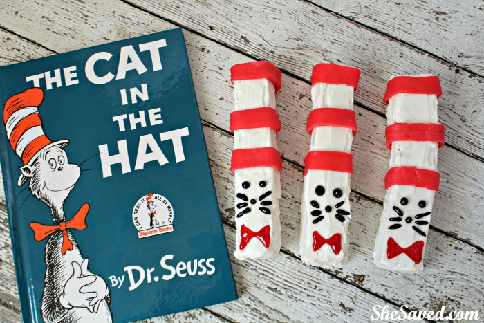 Dr Seuss Snack Cat In The Hat Treats Shesaved