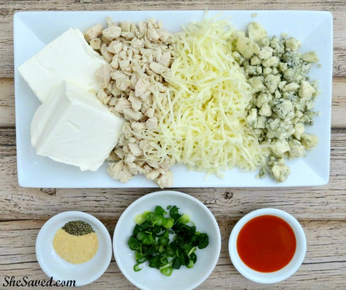 It's Game Day and I have the perfect recipe for you! My yummy Buffalo Chicken Cheese Ball will be a sure score at your football party!