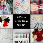 Grab Bag Sale! Get FOUR Items for $14.95 + FREE Shipping!