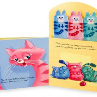 Despicable Me Sleepy Kittens Board Book $6.00 Shipped!