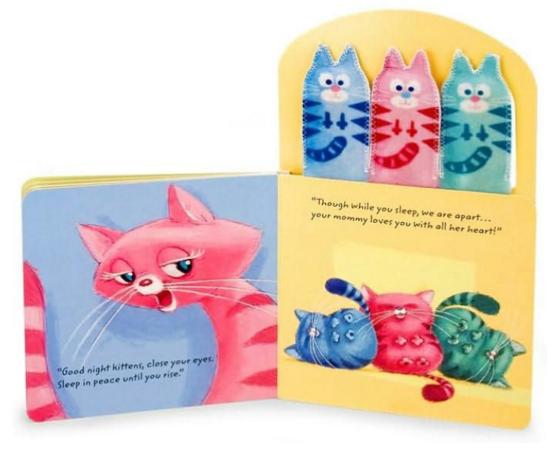 Gru Kitten Book