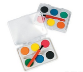 Mini Paint Brush Set