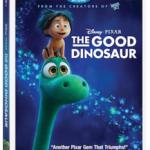 THE GOOD DINOSAUR Available on DVD Now!