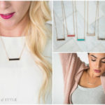 Bar Necklace Collection 50% OFF+ FREE Shipping!