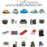 20 Camping Essentials Under $50 Each!