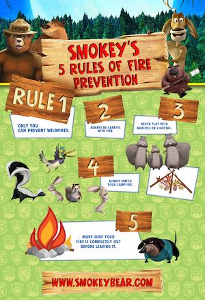 Smokey Bear Rules