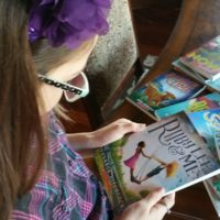 Scholastic 20 for 20 Family Reading Challenge #Read20