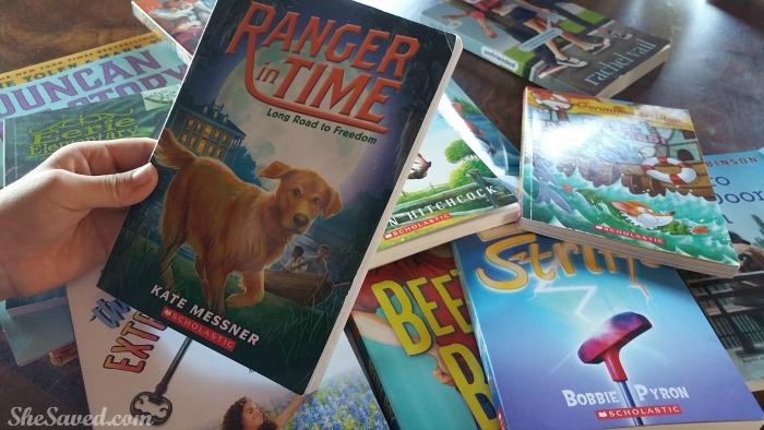Scholastic Read Challenge