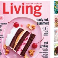 RARE! Martha Stewart Living Magazine: Only $5.00 per Year!