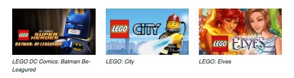 Lego shows on netflix