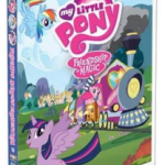My Little Pony Friendship Is Magic: Friends Across Equestria DVD