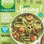 RARE!! Food Network Magazine for $7.99