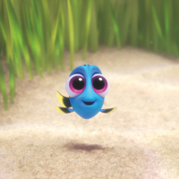 New FINDING DORY Trailer!
