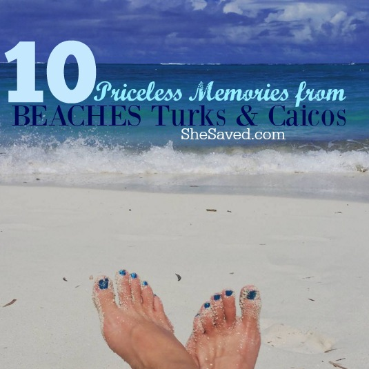 If you are looking for a priceless family vacation, check out my top 10 priceless memories from BEACHES Turks & Caicos Resort.