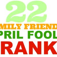 April Fools' Day Prank Ideas