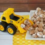 Sweet Chocolate Boulders – Perfect for a Truck Construction Party