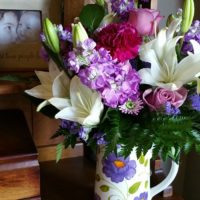 Teleflora Celebrates Moms #OneToughMother
