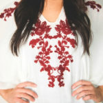 Embroidered Ponchos for $15.95 + FREE Shipping!