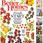 Better Homes and Gardens Magazine for Only $4.95 per Year!
