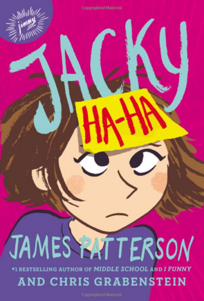 Jackie Ha Ha book