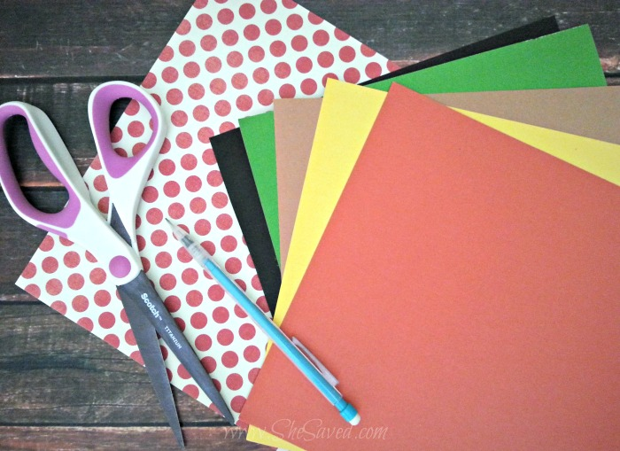 Pizza Plate Craft Supplies