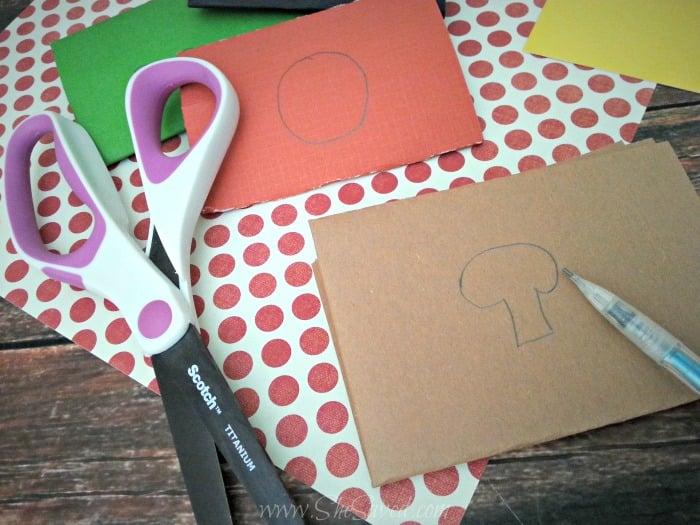 Paper Plate Pizza Craft Idea & Paper Plate Pizza Craft Idea - SheSaved®