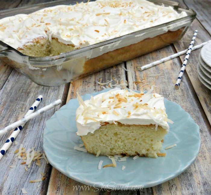 Poke Cake Recipe