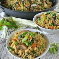 Easy Vegetable Fried Rice Recipe