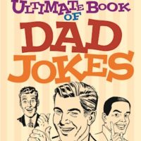 Father's Day Gift Idea! The Ultimate Book of Dad Jokes