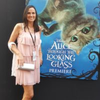 My Blue Shoes on the Red Carpet at The ALICE THROUGH THE LOOKING GLASS Premiere in LA #ThroughTheLookingGlassEvent