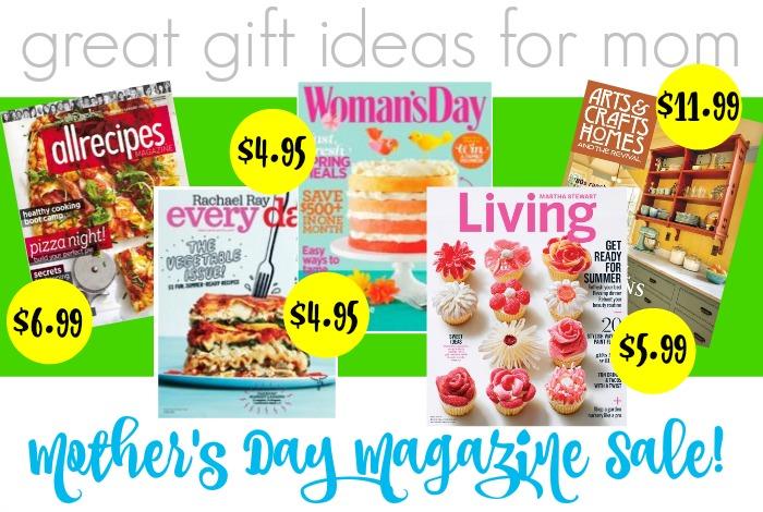 Mothers Magazine Sale
