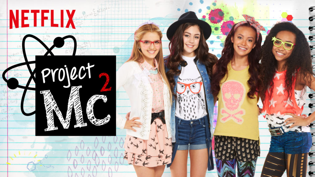 Project Mc2 on Netflix