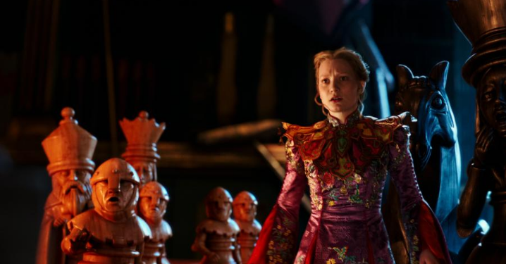 Mia in Alice Through the Looking Glass