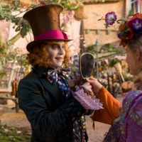 My ALICE THROUGH THE LOOKING GLASS Review