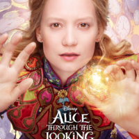 Mia Wasikowska as Alice in Disney's ALICE THROUGH THE LOOKING GLASS #ThroughTheLookingGlassEvent