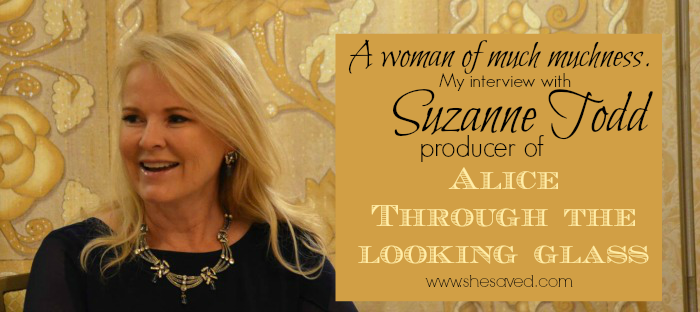 Read my Suzanne Todd interview to find out just why I think she is a great role model for women everywhere!