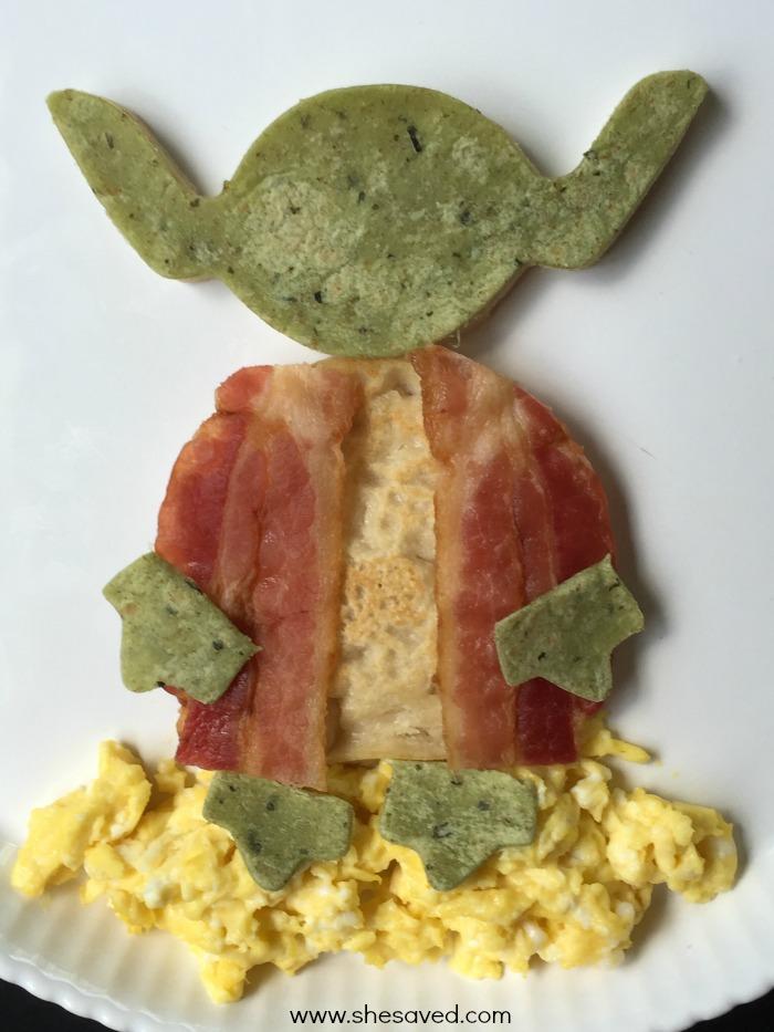Yoda Breakfast How to Make