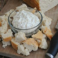 Quick and Easy Garlic Dip Recipe